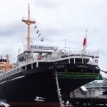 走進日本郵船水川丸號