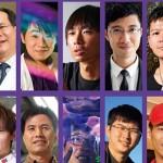 2016新台灣之光,14傑續寫新典範