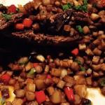 廾穹概念中國菜