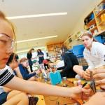 何琦瑜:美國高中的「升學壓力」