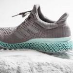 全球首發3D列印跑鞋 海洋塑膠垃圾做的
