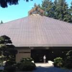 溫哥華的大學圖書館