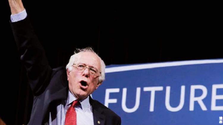 左派老爺爺對決政壇貴婦 希拉蕊開高走低 美國大選》