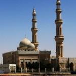 杜拜的阿拉伯身影