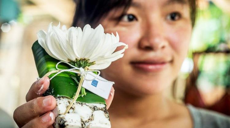 飯店每年丟棄的大量肥皂 被她回收、消毒 ,用「再生肥皂」守護開發中國家孩子的健康