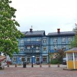 瑞典半島小鎮Vaxholm一日遊