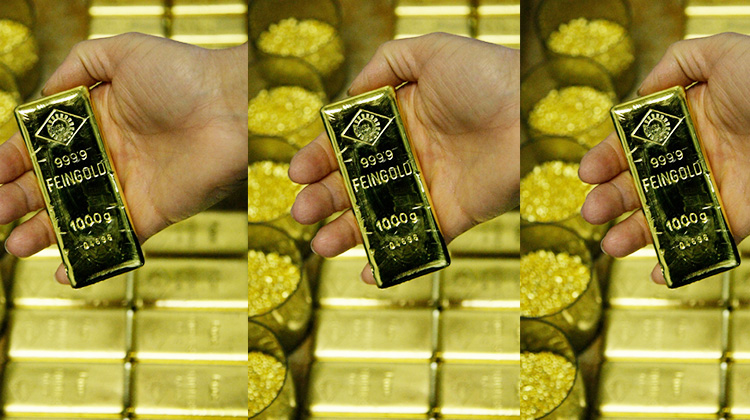 央行寬鬆政策難救經濟 資金湧向保守市場 黃金漲勢再起 今年不一樣?