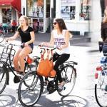 [凝視旅行] 世界上唯一完成交通革命的「腳踏車城」葛洛寧恩(四)這樣騎才酷!