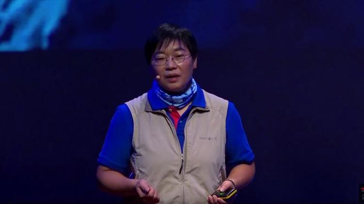 登山挑戰不在踏上頂峰,而是下山的旅途:江秀真 Hsiu Chen Chiang @TEDxTaipei