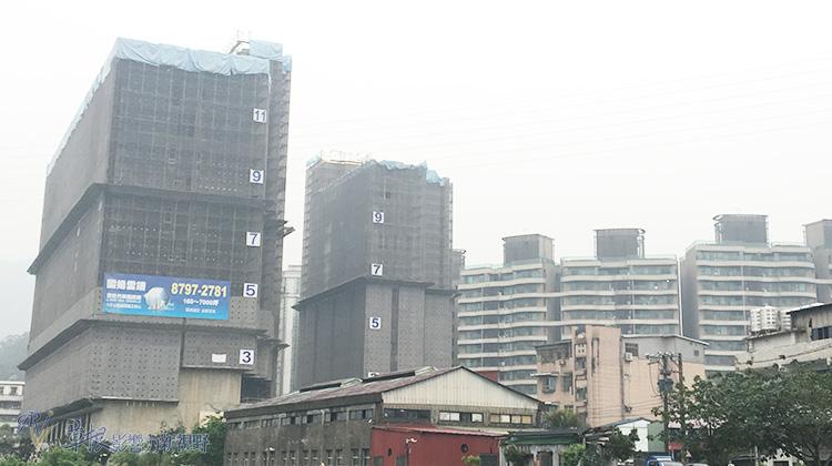 北市建照核發急凍 建築投資市場不振