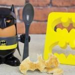 蝙蝠俠蛋杯與壓吐司模