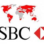 香港匯豐銀行被調查