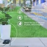 盆栽也可以發電!Bioo為手機使用者提供最「綠」電力