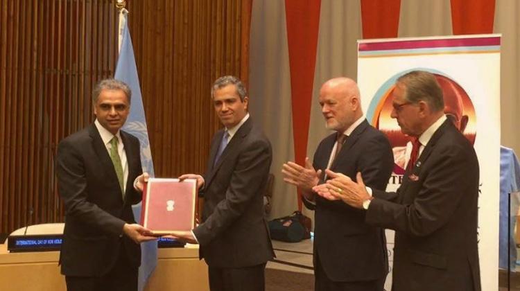 全球第3大碳排放國 印度正式批准《巴黎協定》