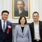 40歲已為醫療外交貢獻10餘年 醫療貢獻獎得主連加恩談台灣軟實力