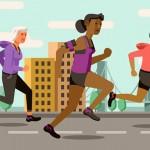 女生跑步優勢