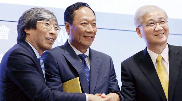最有錢華人名醫 操盤抗癌聯盟幕後 攜手郭台銘、台大 建構華人基因大數據庫