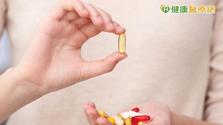 癌友吃營養補充品 只選單方小心過量