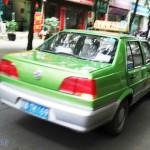 大陸計程車行業的市場概況