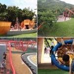 連假野放小孩!全台非罐頭遊具特色公園 星際蟲洞、海盜船、鳥巢鞦韆、極限飛輪