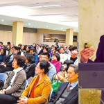 全球經濟趨緩 狄洛博:加強自我訓練提供社區希望