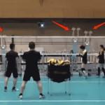 運動訓練場上的秘密武器——陪練機器人合集