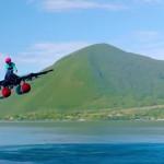 人類離飛翔更進一步--飛行汽車問世
