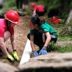 四川藏區志願者之行(1)——修復水磨活動