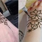 彩繪刺青、紋身貼紙恐過敏?醫師怎麼說