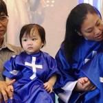 【生命奇妙頌讚】連體嬰忠義帶妻兒全家歸主 願為主傳愛與福音