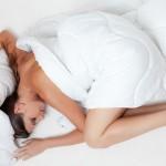 中年女子常睡眠不足
