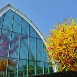 美麗奇幻的奇胡利玻璃藝術館