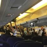 美國國內航空基本低價經濟艙