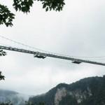 """大峽谷""""雲天渡""""玻璃橋"""
