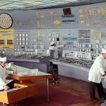 來參觀古早的發電廠控制室