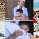 藏在怒吼下的關心,陳小春這七個動作根本是暖爸!