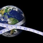 如果地球變大一倍