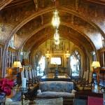 繁華富麗的加州赫式城堡