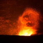 你真的能跑得比火山快嗎?