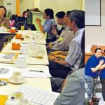 一場餐會促成竹科福音平台 黎源悅盼興起下一代職場人