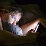 智慧手機會導致短暫失明嗎?
