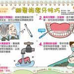 銀髮族潔牙技巧|全民愛健康 潔牙篇7