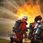 消防員面臨的危險不僅是火災