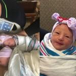 力克喜迎雙胞胎女兒 妻子生日當天來報到 宮田佳苗:上帝一直對我這麼好!