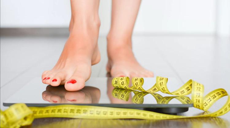 你的身體內部能感受到體重的增加?