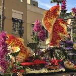 洛杉磯帕薩迪納玫瑰花車遊行
