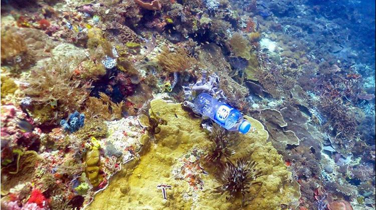 亞洲海域塑膠垃圾問題嚴重
