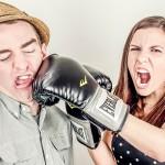 成功的婚姻如何面對爭吵