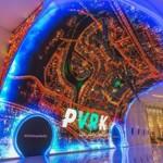在杜拜購物中心虛擬實境主題公園----Emaar Entertainment打造的全新終極場所挑戰現實