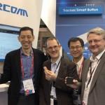 中磊電子於MWC發表全系列LTE-M物聯網產品
